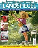 Für Gartenfans und Salatfreunde - der neue Landspiegel