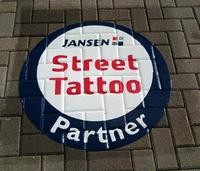 Street Tattoos erleichtern Arbeit und sparen Zeit