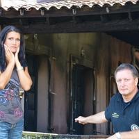 Antonia aus Tirol-Feuer auf Mallorca-Villa !
