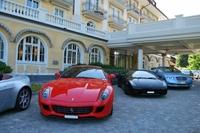 Sechs Autos in sechs Tagen:    Vom Sportscar bis zur Luxuslimousine - außergewöhnlich reisen