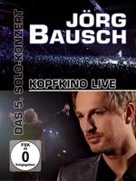 Jörg Bausch - Kopfkino Live - DVD und Album
