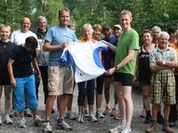 doubleSlash sponsort Trikots für Lauftreff-FN