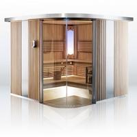 Saunaausstellung in Düsseldorf