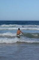 Schüleraustausch Neuseeland mit Surfen: Die perfekte Welle vor der Tür