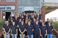 62 neue Auszubildende starten bei Hellmann Worldwide Logistics in Osnabrück