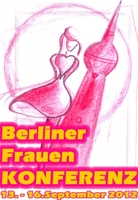Großes Interesse an der Berliner Frauenkonferenz 2012.