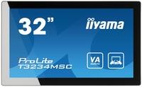 iiyama bringt 32-Zoll Full HD-Monitor mit Multitouch Funktionalität auf den Markt
