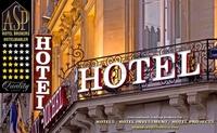 Hotelmakler ASP Hotel Brokers mit über 500 Hotels im Verkauf