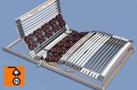 Unser Tipp: elekto Lattenrost mit Teller-Leisten