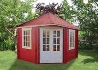 Gartenhaus aus Holz bei gartenhaus-guenstig.de