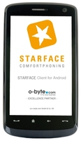 "Telefonanlage To Go: ""STARFACE Client for Android"" ab sofort auf Google Play verfügbar"