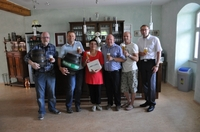 Glückliche Gewinner beim großen Oechsner Fotowettbewerb
