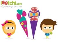 Tipp Einschulung: Mit Leetchi.com zur gut gefüllten Schultüte