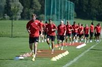 Summer of Champions: Eintracht Frankfurt und FC Valencia im Trainingslager