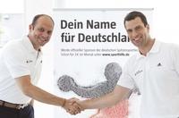 Für gesunde Ernährung:  Landliebe ist Partner der Deutschen Sporthilfe