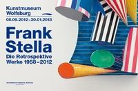 Neue Ausstellung im Kunstmuseum Wolfsburg: Frank Stella - Die Retrospektive. Werke 1958-2012 ab 8. September 2012