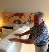 Matratzen-Hygienecheck zeigt Qualität des Hotelzimmers