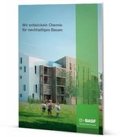 Wir entwickeln Chemie für nachhaltiges Bauen