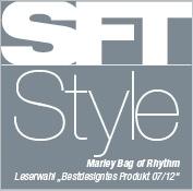 """Bag of Rhythm ist """"bestdesigntes Produkt"""""""