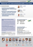 """Fachkonferenz - \""""Wertkonten und Lebensarbeitszeitmodelle in der Praxis\"""""""