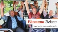 """Ehrmann Reisen erweitert mit dem Eventshuttle """"Bustripps"""" sein Angebot"""