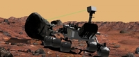 "e2v Imaging-Sensoren landen mit ""Curiosity"" Rover auf dem Mars"