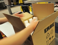Zertifizierter Versand durch ERBE Elektromedizin GmbH