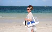 Edita Abdieski findet den X-Faktor im Long Beach auf Mauritius