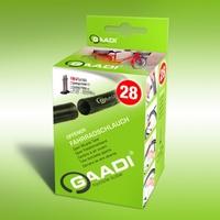 Nick Heidfeld präsentiert Weltneuheit auf der EUROBIKE 2012:  GAADI Bicycle Tube