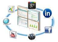 Die Wichtigkeit von Social Media in Unternehmen -  Zwischenergebnisse des Social Media Barometers 2012