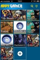 """""""Appy Gamer"""" - Neue Games Nachrichtenapp von Mobiles Republic"""