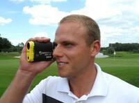 Daniel Wünsche nutzt Leupold´s GX-4i® Golf Laser Entfernungsmesser zur perfekten Turniervorbereitung