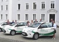 PSD Bank macht soziale Einrichtungen mobil