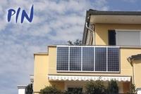 """Weltneuheit: PIN, das erste """"steckerfertige"""" Solar-Komplettanlagen-System in Deutschland"""
