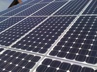 Die Aral Tankstelle in Neunkirchen am Brand hat jetzt ein Solarkraftwerk.