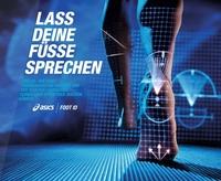 ASICS FOOT ID  - das einzigartige 3D Fußanalyse-System