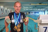Thomas Lurz gewinnt Olympisches Silber!