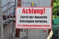 """""""Bauherrenhaftpflicht: Unfälle auf der Baustelle absichern"""" ERGO Verbraucherinformation"""