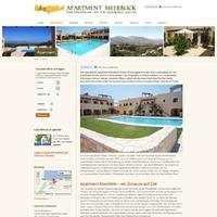Besucherfrequenz von Ferienimmobilien durch Website steigern