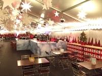 Weihnachten in der Gletscherbar