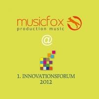 Vorzeige-Startup musicfox beim 1.Innovationsforum 2012