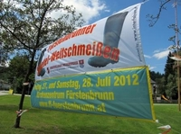In Fürstenbrunn flogen wieder die Stiefel