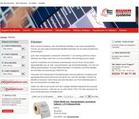 Neuer B2B-Internetshop: Bluhm Store