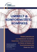 FBDi Umwelt- und Konformitäts-Kompass V2.0 in Deutsch und Englisch jetzt mit WEEE2 und RoHS2