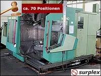 Gebrauchtmaschinen aus dem Werkzeugbau in Versteigerung