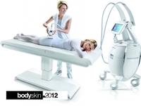 Messe-Highlight auf der bodyskin - Cellulite Behandlung mit Endermologie