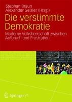 Die deutsche Demokratie zwischen Aufbruch und Frustration