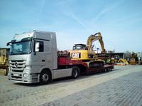 Maschinen europaweit liefern