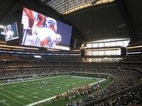Digital Signage im legendären Dallas Cowboys Stadium