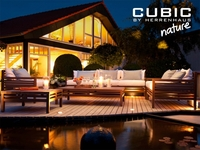 HERRENHAUS präsentiert CUBIC nature auf der spoga+gafa 2012